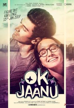 Ok Jaanu (2017) Mp3 Songs Download