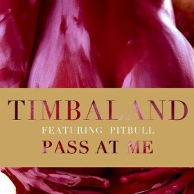 Timbaland featuring Pitbull — Pass at Me (studio acapella)