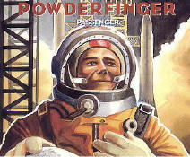 Cover image of song Passenger by Powderfinger