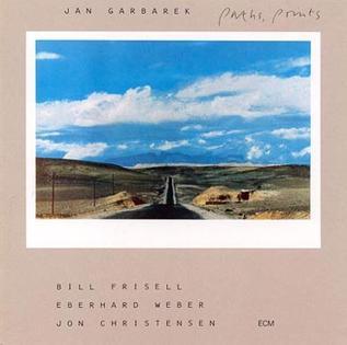 <i>Paths, Prints</i> 1982 studio album by Jan Garbarek