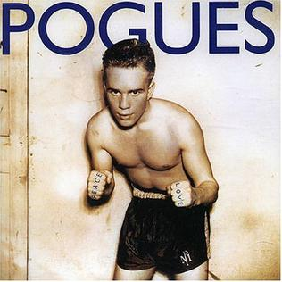 1989 studio album by The Pogues