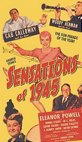 <i>Sensations of 1945</i> 1944 film by Andrew L. Stone