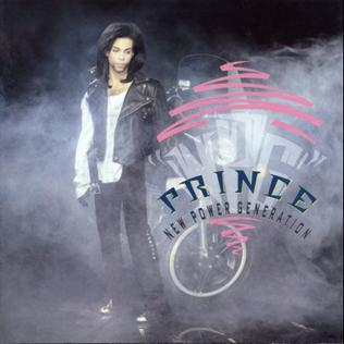 New Power Generation (song) 1990 single by Prince