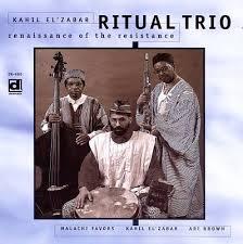 <i>Renaissance of the Resistance</i> 1994 studio album by Kahil ElZabar