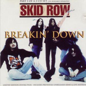 Breakin Down 1995 single by Skid Row