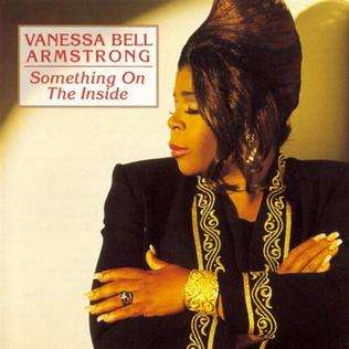 <i>Something on the Inside</i> album by Vanessa Bell Armstrong
