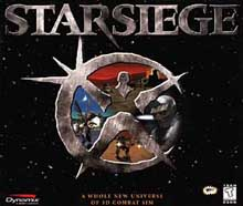 Starsiege Box Cover