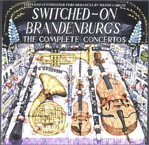 <i>Switched-On Brandenburgs</i> album by Wendy Carlos