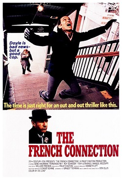 The French Connection (1971) movie poster