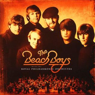 <i>The Beach Boys with the Royal Philharmonic Orchestra</i> Album