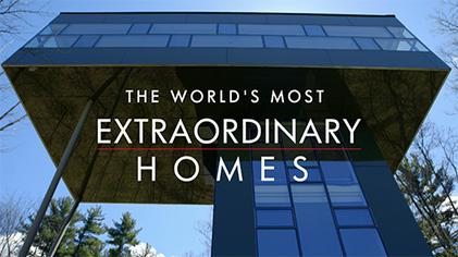 Picture of a TV show: World's Most Extraordinary Homes