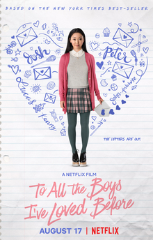 Image result for to all the boys i;ve loved before