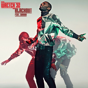 Wretch 32 featuring Shakka — Blackout (studio acapella)