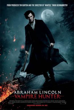 File:Abraham Lincoln - Vampire Hunter Poster.jpg