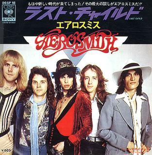 Last Child Song by Aerosmith