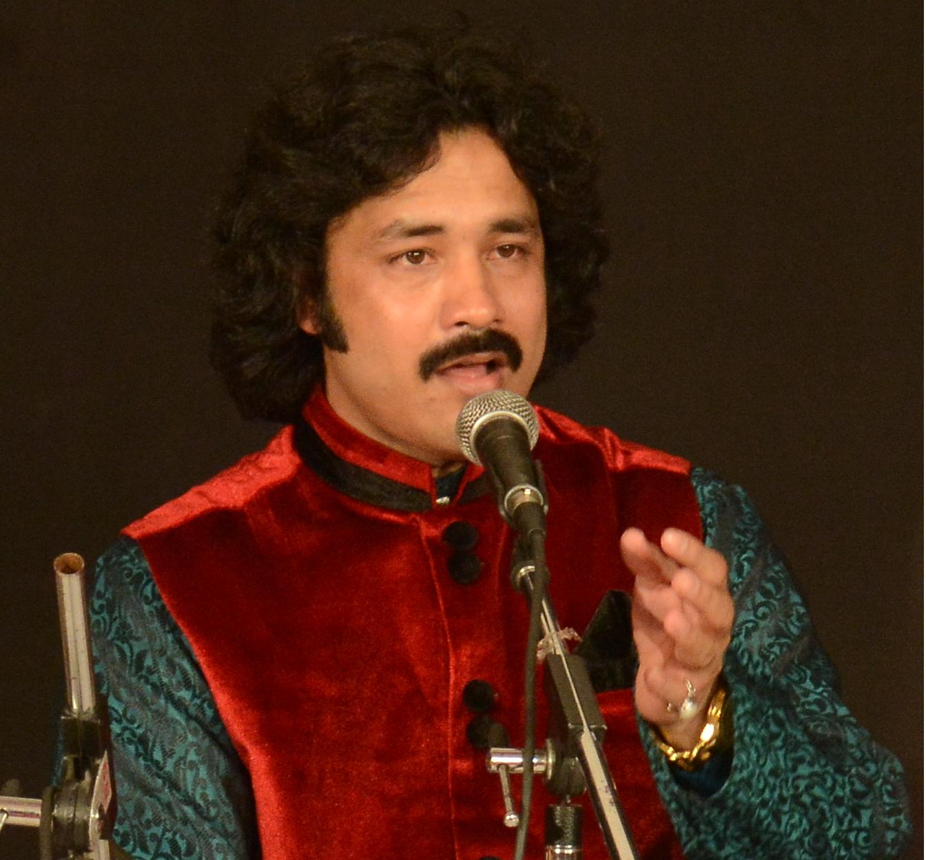 Amjad Ali Khan (Indian vocalist) - Wikipedia