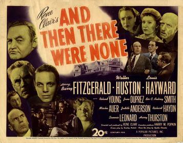 And Then There Were None 1945 Film Wikipedia