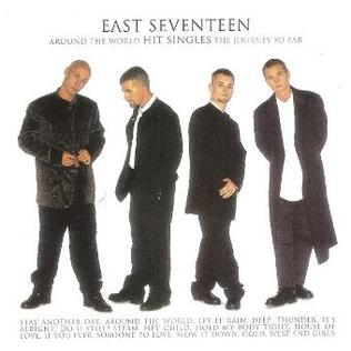 <i>Around the World Hit Singles: The Journey So Far</i> 1996 greatest hits album by East 17