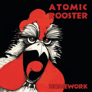 <i>Homework</i> (Atomic Rooster album) 2008 compilation album by Atomic Rooster