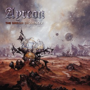 What I'm Jamming Today. - Page 3 Ayreon_-_Dream_Sequencer