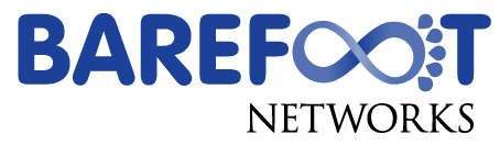 Barefoot Networks Logo