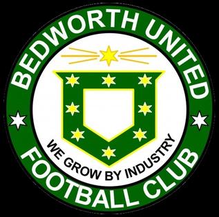 Bedworth United F.C. Association football club in Bedworth, England