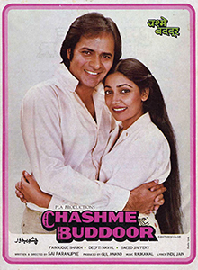 <i>Chashme Buddoor</i> (1981 film) 1981 film by Sai Paranjpye