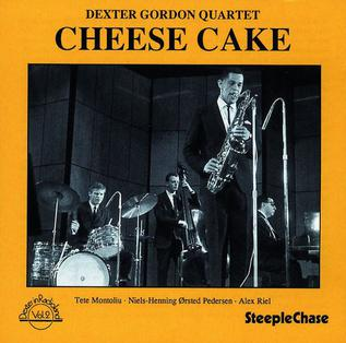 Cheese Cake Dexter Gordon Part C