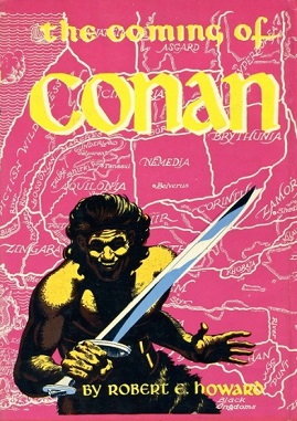 <i>The Coming of Conan</i> book by Robert E. Howard