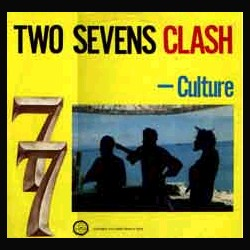 <i>Two Sevens Clash</i> 1977 studio album by Culture