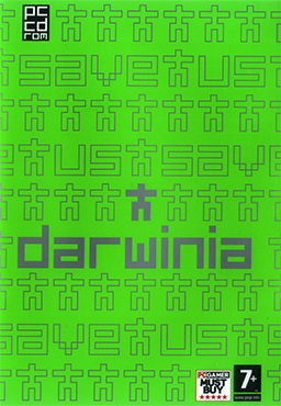Picture of a game: Darwinia