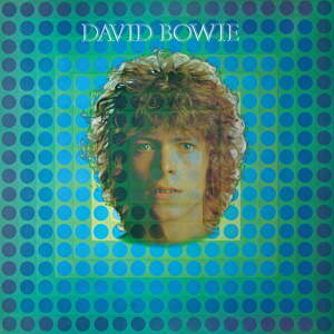 David Bowie's UK release of Space Oddity