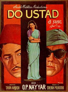 Do Ustad (1959) Film Poster.jpg