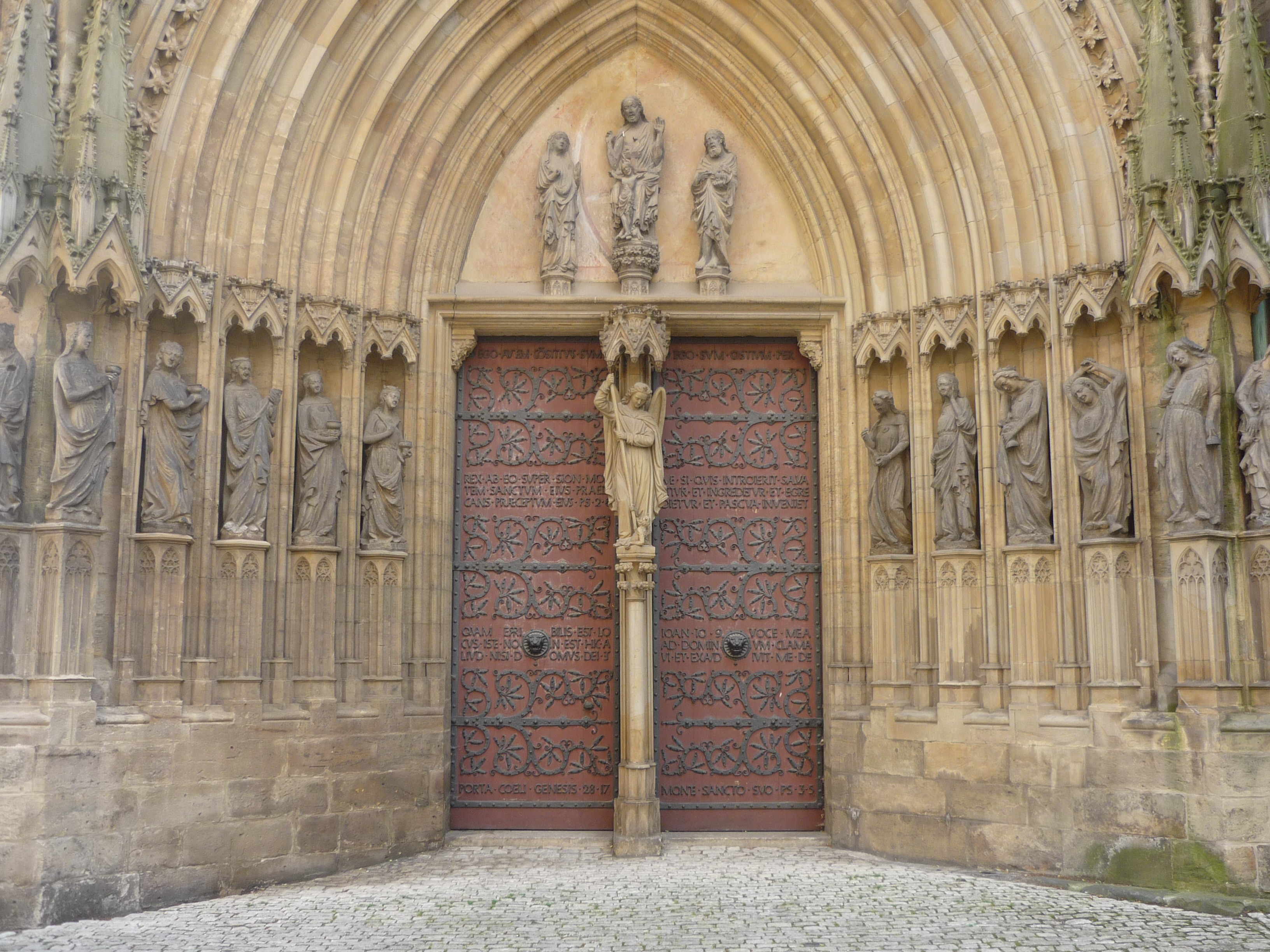 File:Erfurt Cathedral Doors Full.JPG & File:Erfurt Cathedral Doors Full.JPG - Wikipedia Pezcame.Com