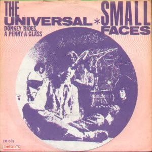 The Universal (Small Faces song) single by the Small Faces