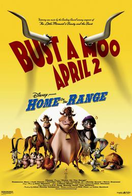 Home on the Range (2004) - Walt Disney