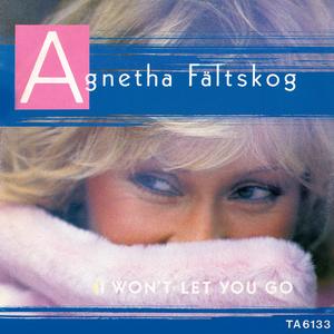 I Won't Let You Go (Agnetha Fältskog single - cover art).jpg