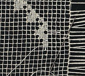 Edit Pdf In Word >> Filet lace - Wikipedia