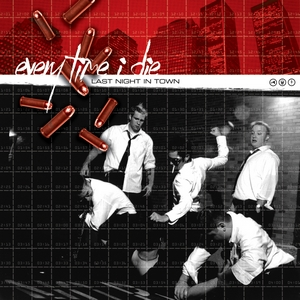 <i>Last Night in Town</i> 2001 studio album by Every Time I Die