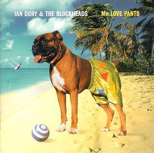 <i>Mr. Love Pants</i> 1997 studio album by Ian Dury & The Blockheads