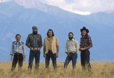 Picture of a band or musician: Mission Mountain Wood Band