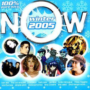Now Winter 2005 (Australian series) - Wikipedia