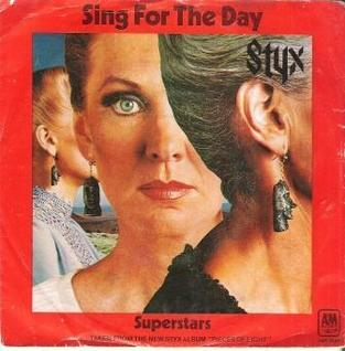 Sing for the Day 1979 single by Styx