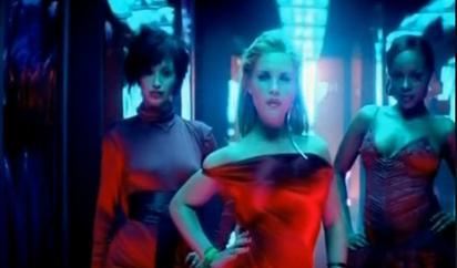 G i joe red dress song