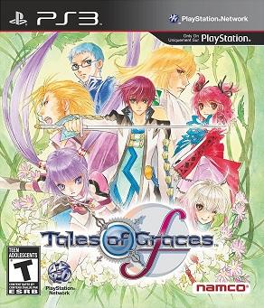 Jaquette du jeu Tales of Grace F