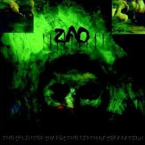 <i>The Splinter Shards the Birth of Separation</i> 1997 studio album by Zao