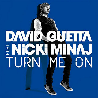 David Guetta featuring Nicki Minaj - Turn Me On (studio acapella)
