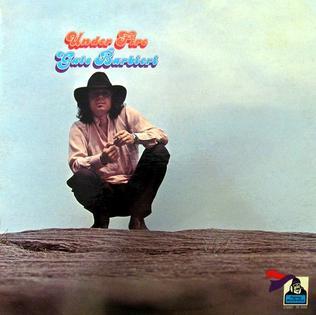 <i>Under Fire</i> (album) 1973 studio album by Gato Barbieri
