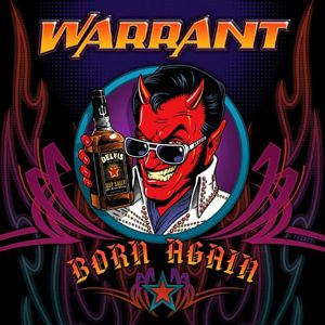 <i>Born Again</i> (Warrant album) 2006 studio album by Warrant