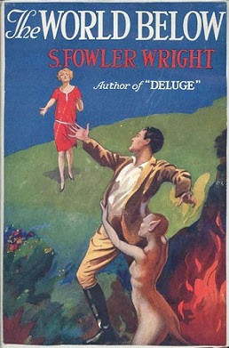 <i>The World Below</i> book by S. Fowler Wright